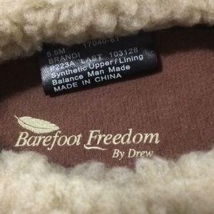 Barefoot Freedom by Drew Shoes - Barefoot Freedom by Drew Brandi clog 5.5M